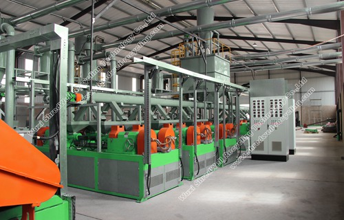 tire recycling equipment scrap tyre recycling solutions manufacturers