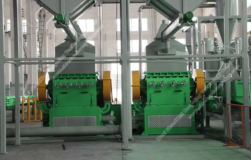 best price rubber granulator and rubber grinder made in China