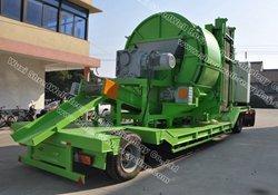 Mobile Tyre Shredder Machine for sale