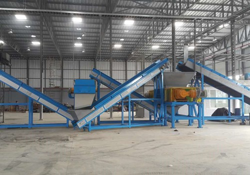 best price scrap tire recycling plant installation in South Africa
