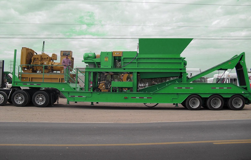 Chipper Truck For Sale >> Portable Tire Shredder | Mobile Tyre Shredders Machine Manufacturers from China