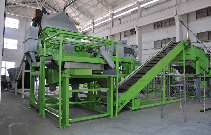 Steel Cleaning Plant Recycle Your Dirty Steel From Tire