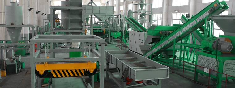 waste tyre recycling system for used tires recycle
