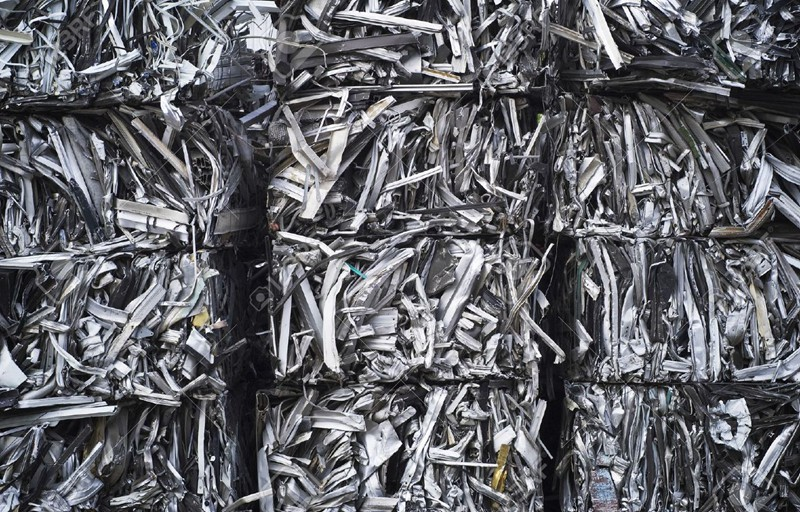 Aluminum Shredding Plant China