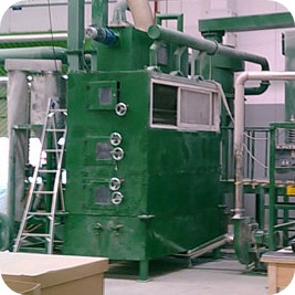 pcb recycling machine