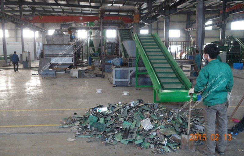 Refrigerator Recycling Plant Recycle Fridge System