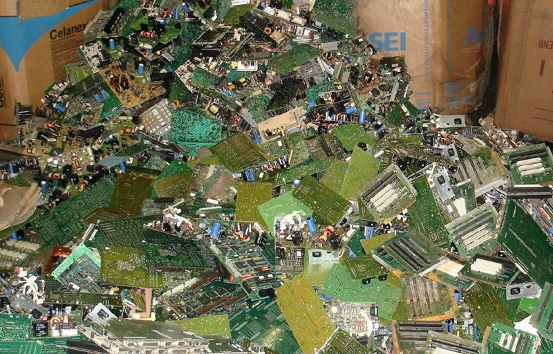 Pcb Recycling Plant From China Printed Circuit Board