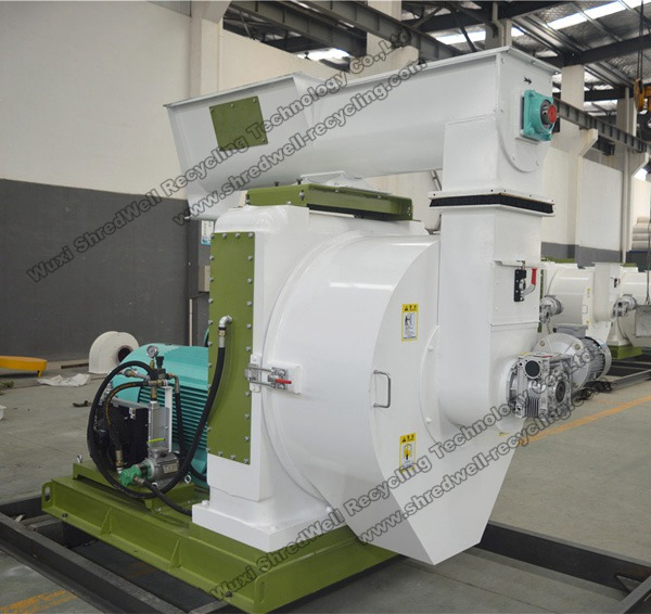 Wood Pellet Mill Shredwell Recycling