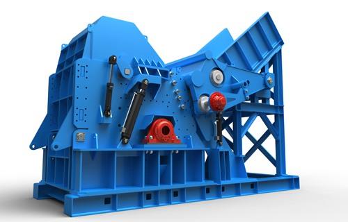 shredwell metal hammer mill shredder