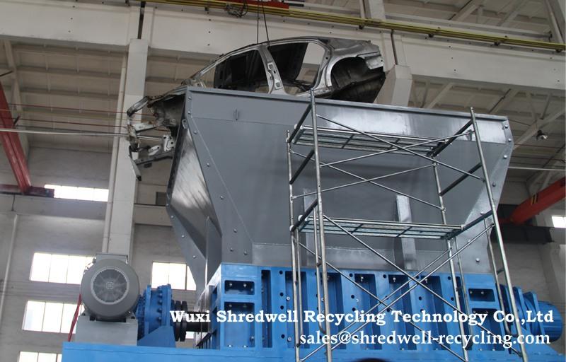 Metal Shredder Israel