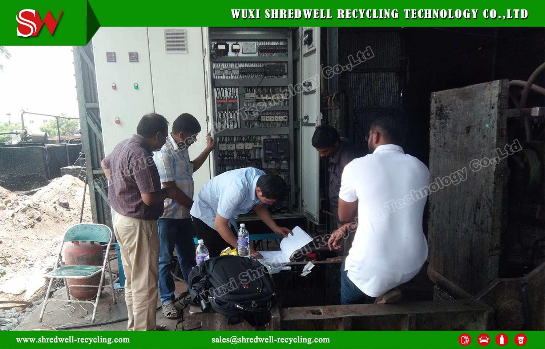 New India Metal Shredder