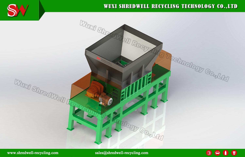 New Metal Shredder for South Africa