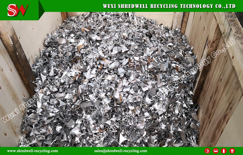 Metal Shredding Plant Archives Shredwell Recycling