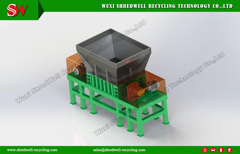 Shredwell New Car Shredder for South Africa