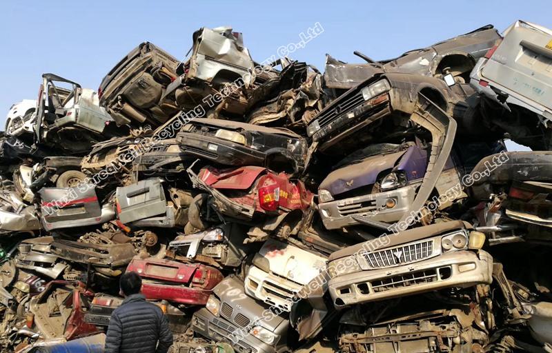 Shredwell complete car shreddi