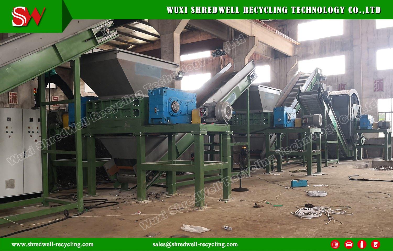 New Order Waste Steel Shredders in Wuxi City